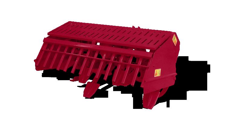 vangatrice per trattore 30 cv