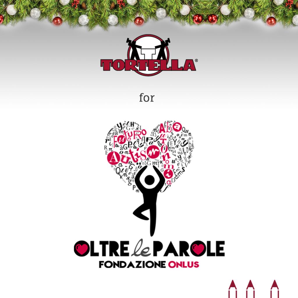 """Quest'anno diamo il nostro supporto alla Fondazione """"Oltre le Parole onlus"""""""