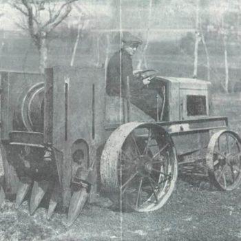 storia delle macchine agricole